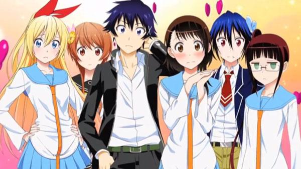 5 Rekomendasi Anime Harem Terbaik (Bikin Iri) #1