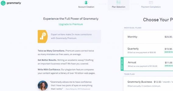 Grammarly Premium Account Login and Password Trial June 2020