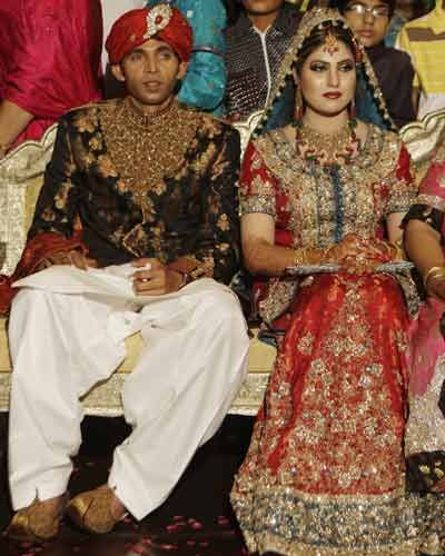 Saqlain Mushtaq Marriage - ma