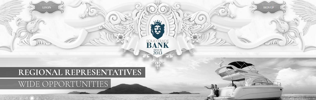 Мошеннический сайт solidtradebank.com – Отзывы, развод, платит или лохотрон?