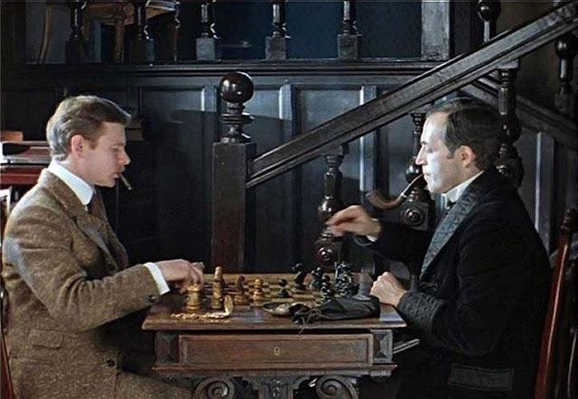 5 фактів про легендарний кіносеріал «Шерлок Холмс і доктор Ватсон»