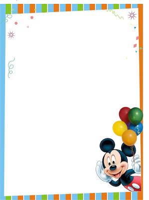 caratulas cuaderno niños