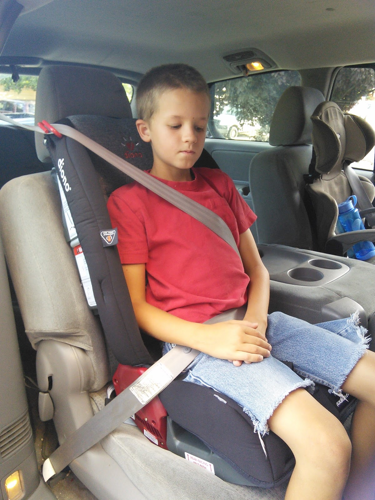 How To Keep Car Seat Safe In Older Car