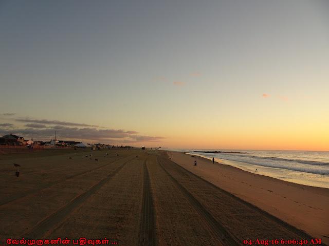 Belmar Beach East Coast