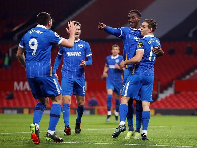 Brighton & Hove Albion vs Everton: Prediksi Skor Liga Inggris, Link Streaming Gratis Selasa 13 April 2021