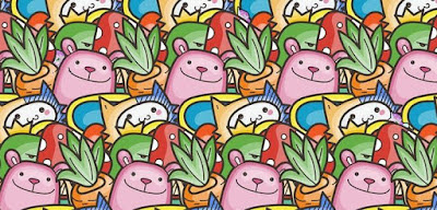 Q 29. How many of our magical friends are hidden in this picture?