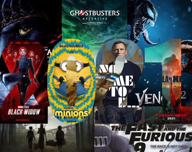 Rekomendasi Film Terbaik 2021
