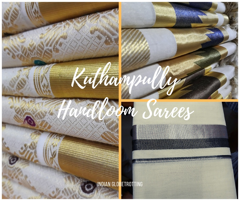 Kuthampully Saree Designes