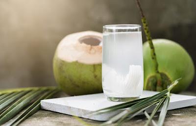 Água de Coco Para Perda de Peso