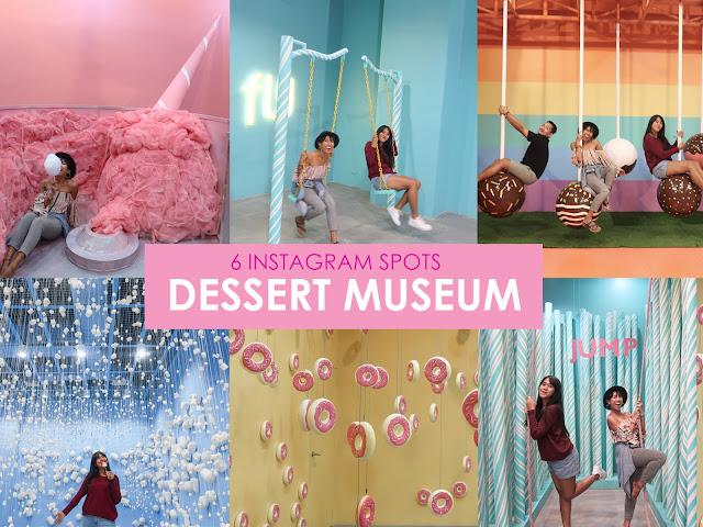 6 Instagram Spots In Dessert Museum Manila Kadekarini