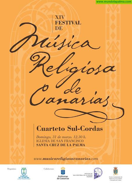 Las melodías de Haydn sonarán este domingo en La Palma dentro del 'Festival de Música Religiosa'