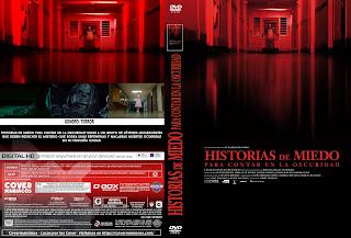 CARATULA 2 - HISTORIAS DE MIEDO PARA CONTAR EN LA OSCURIDAD - SCARY STORIES TO TELL IN THE DARK