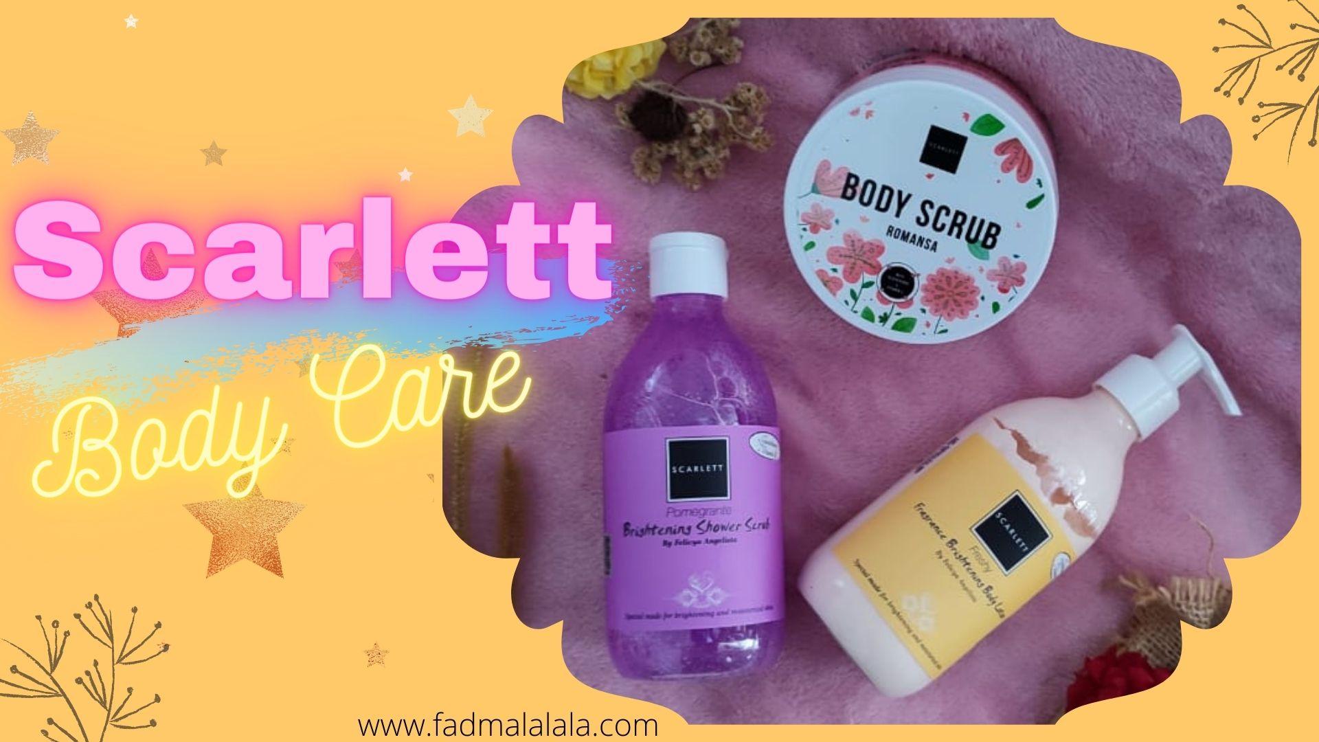 Scarlett Body Care