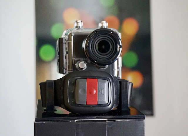 Great Action Cam On A Budget Supremo 1 Wifi Action Cam Review Video Test The Beauty Junkee