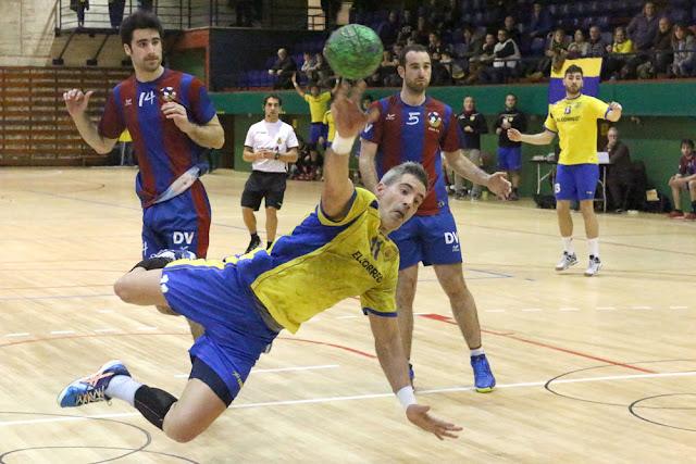 Copa Euskadi balonmano Barakaldo
