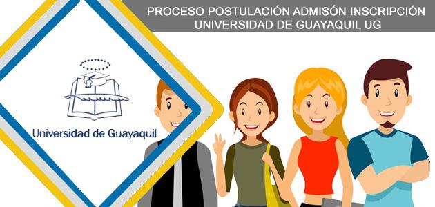 POSTULACIONES UNIVERSIDAD DE GUAYAQUIL 2017 JULIO AGOSTO