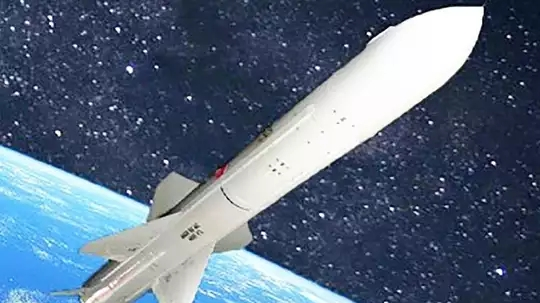 UK Space Command: Russia and China challenge satellites with a British fighter missile