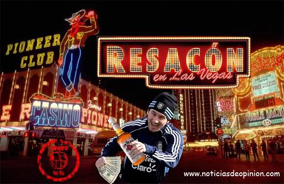 Fotos de Messi editada con Photoshop (chops)