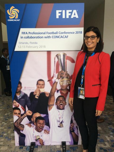 Fedofútbol designa a Yelena Hazim como Directora de Desarrollo