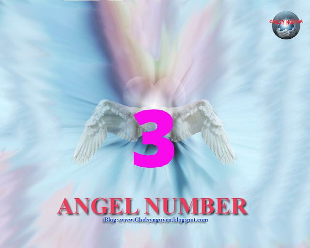 Angel Number 3 Meaning   Ý nghĩa số 3