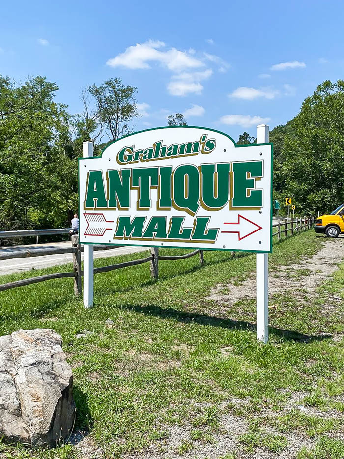 Grahams Antique mall