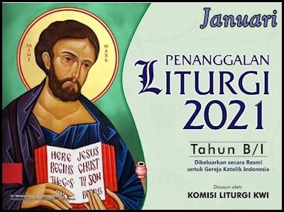 kalender liturgi 2021