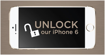 unlock iphone 6 plus Nhật đơn giản nhất