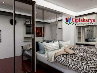 design-interior-studio-apartemen-kalibata-city-terbaru