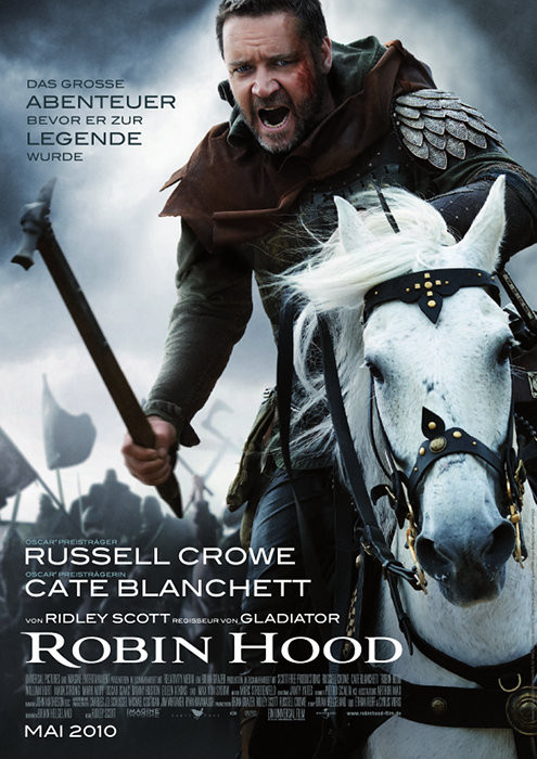 Robin Hood (2010) 720p HEVC Director's Cut BluRay Dual Audio [Hindi-Eng] x265 700MB