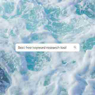 Best tool to do keyword research in Nepal