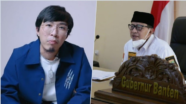Gubernur Banten Sentil dr Tirta: Dokter Kurang Kerjaan, Turun ke Lapangan, Nakes Terbatas!