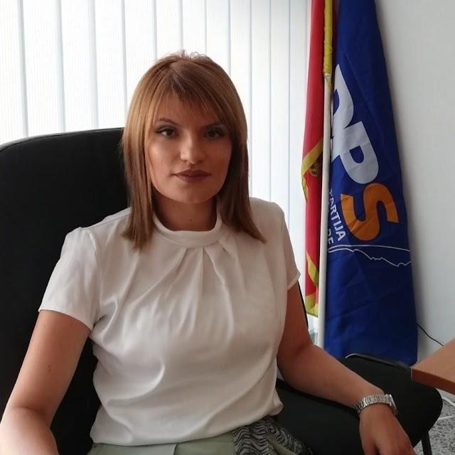 Eldana Canović (DPS): Da se pridržavamo mjera, da spriječimo širenje virusa