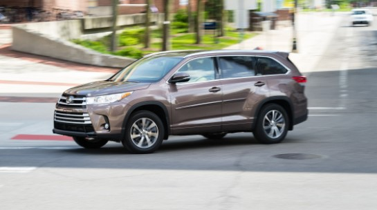 2020 Toyota Highlander Review & Ratings