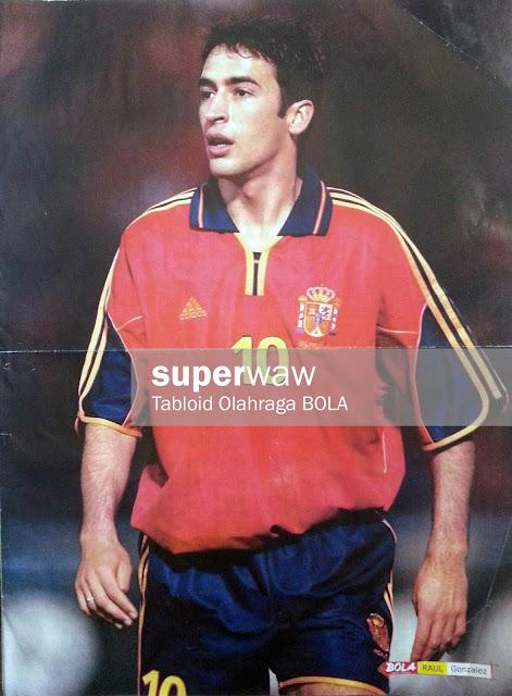 Raul Gonzalez (Spanyol 2000)