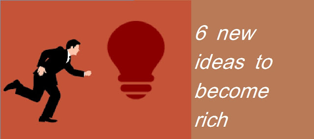 6 new Business ideas which can make you millionare
