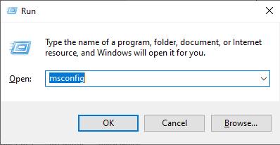 Các bước tắt các ứng dụng khởi động cùng Windows 10
