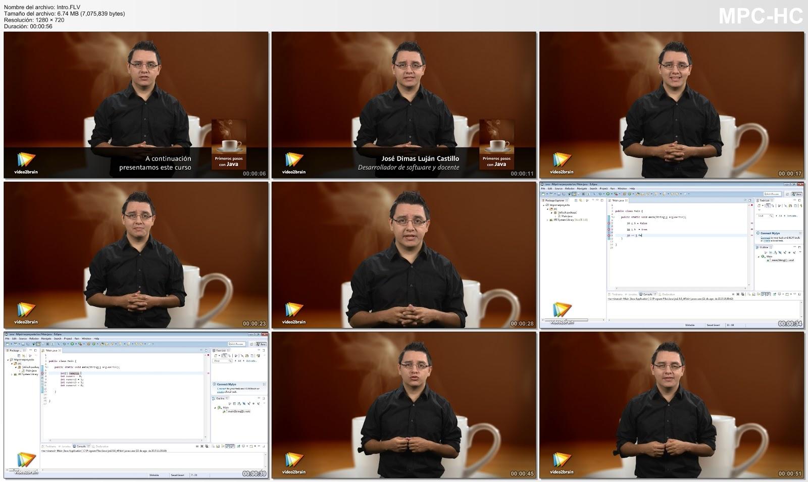 Introducción al curso de aprender Java