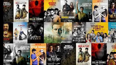 Upcoming Indian Hindi Web Series of September 2020