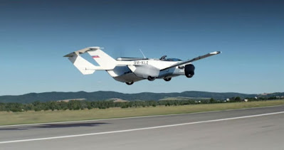 Flying Cars Coming Soon Flying Cars Are Trial these Cars in Intercity.