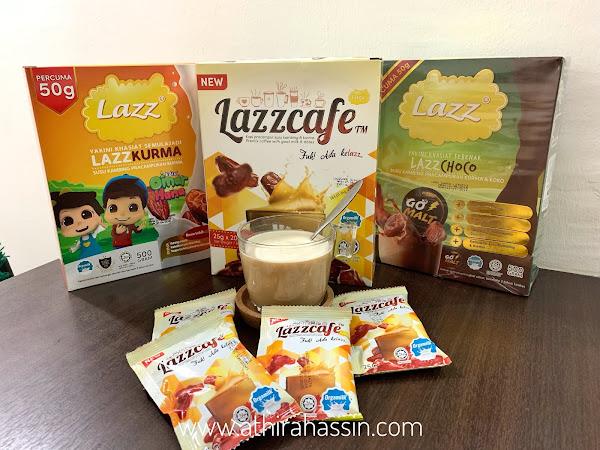Lazz susu kambing untuk ibu menyusu dan lazzdelivery mudahkan penghantaran terus kerumah