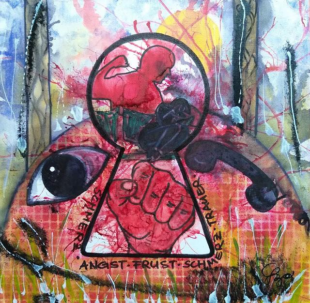 Kunst gegen Gewalt