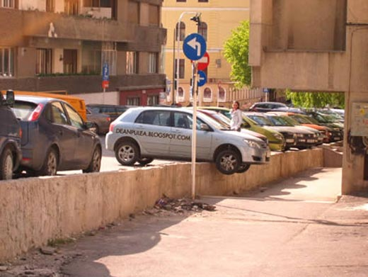 Smile Campus - Bad Parking Pics