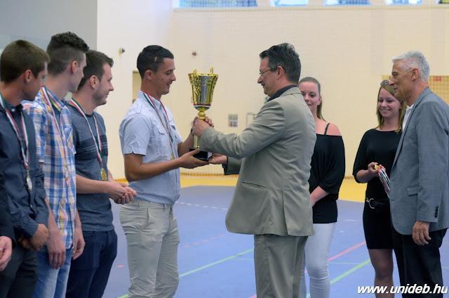 A felnőtt megyei II. osztály északi csoportjának gólkirálya 41 találattal Takács István Tamás lett, megelőzve a szintén DASE játékos Kovács Miklóst, aki 31 gólig jutott, a csapat 3. támadója, Fodor János pedig a 6. helyezett lett 22 találattal.