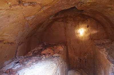Intact Etruscan tomb opened in Tarquinia