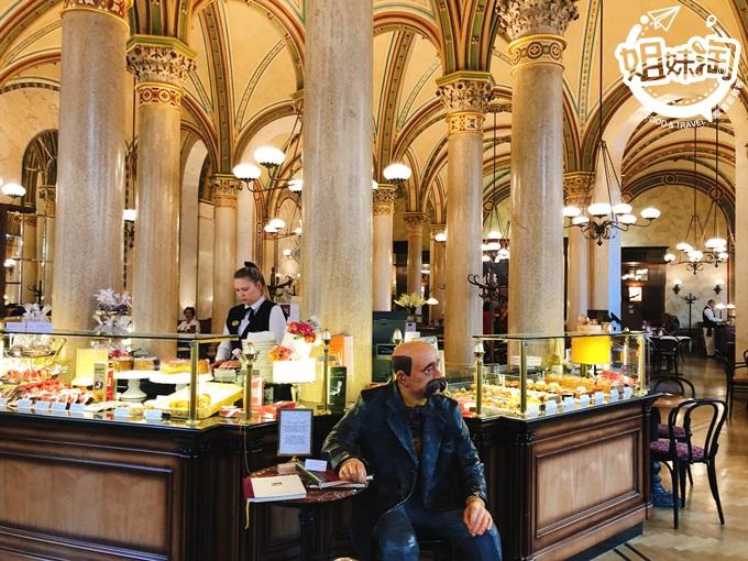 維也納中央咖啡