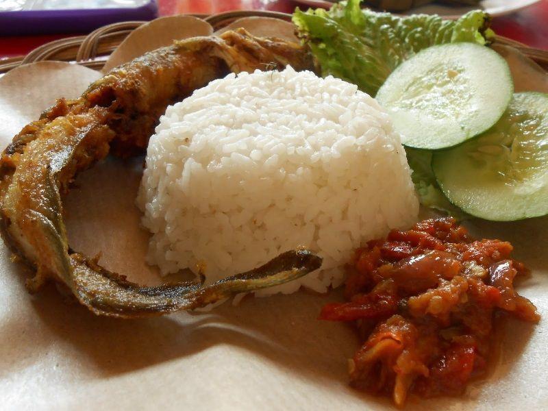 Masakan Ikan Lele