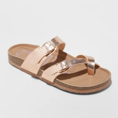 My favorite sandals for comfort and support in pregnancy.