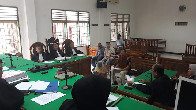 Kasus Dugaan Korupsi TRB dan TSS Madina, Saksi Ahli Sebut Tak Ada Kerugian Negara