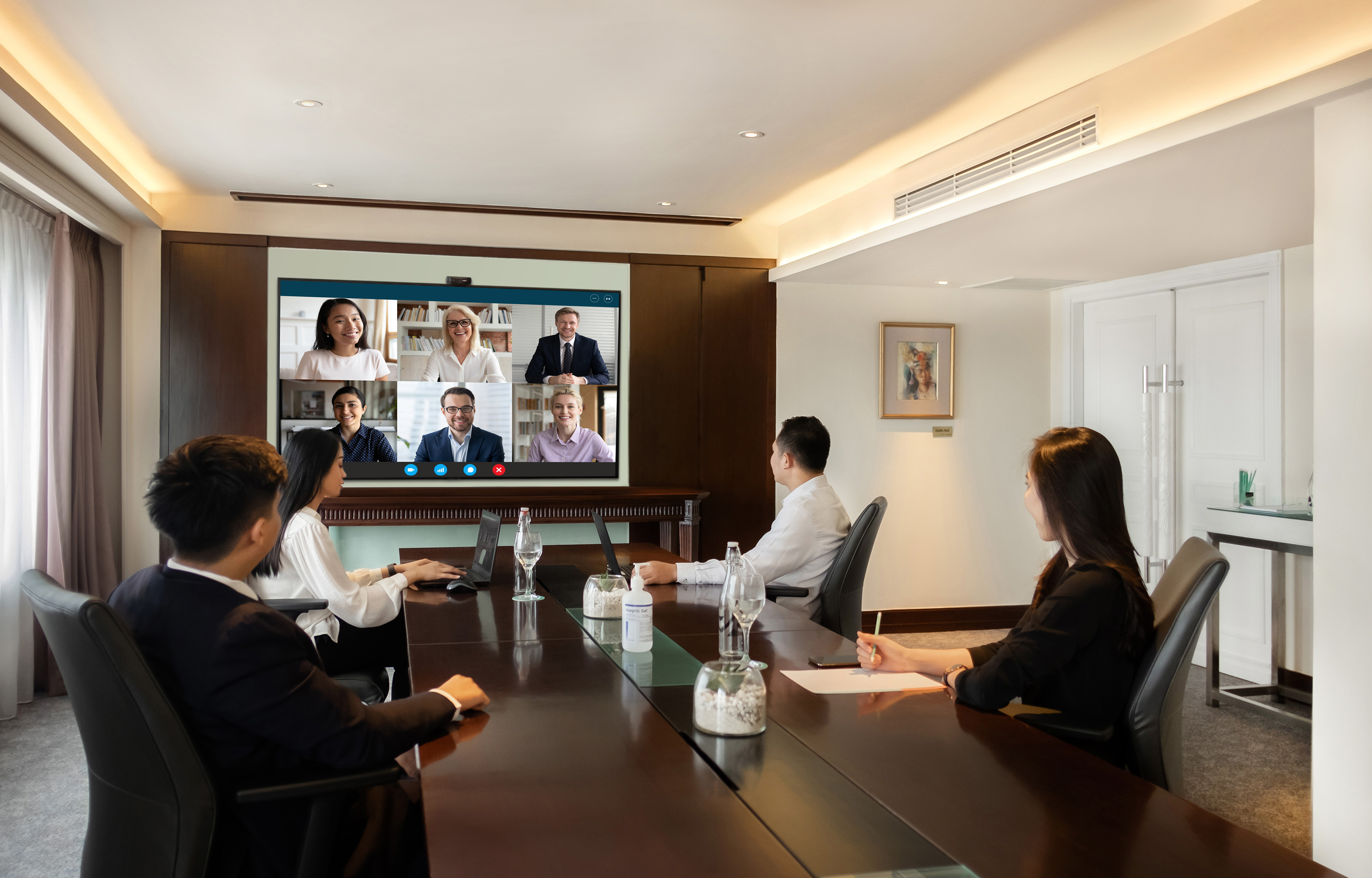 MARRIOTT INTERNATIONAL VIRTUAL MEETINGS