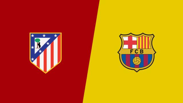 مشاهدة مباراة برشلونة واتلتيكو مدريد بث مباشر اليوم